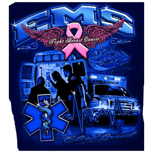 EMS Fight Breast Cancer