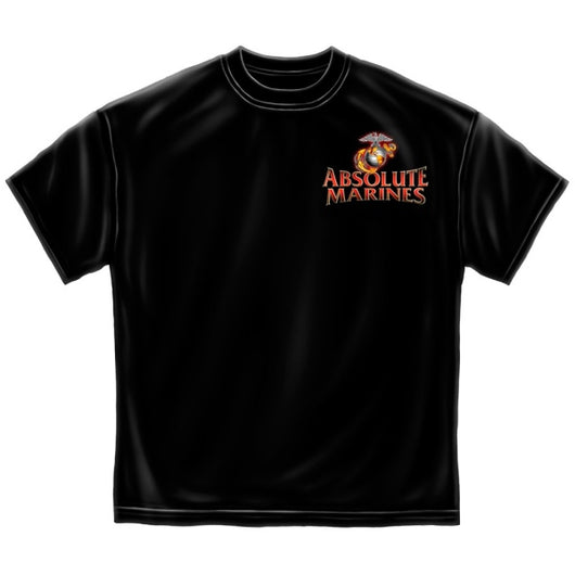 Absolute Marines T-shirt