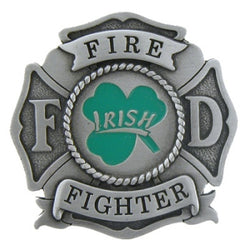 Irish Maltese Car Emblem