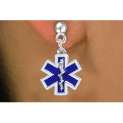 Star of Life  Earrings