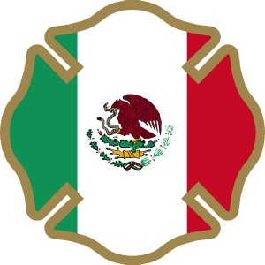 Mexico Flag Decal