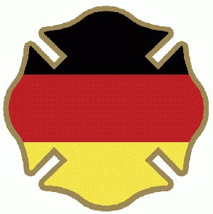 Germany-Flag Decal