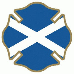 Scotland-Flag Decal