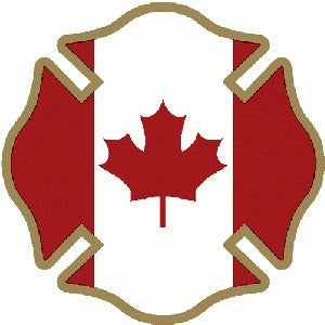 Canada-Flag Decal