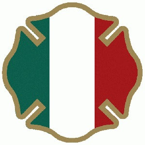 Italy-Flag Decal