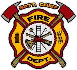 Batt Chief Decal
