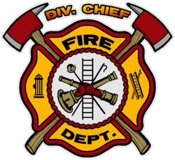 Div. Chief Decal