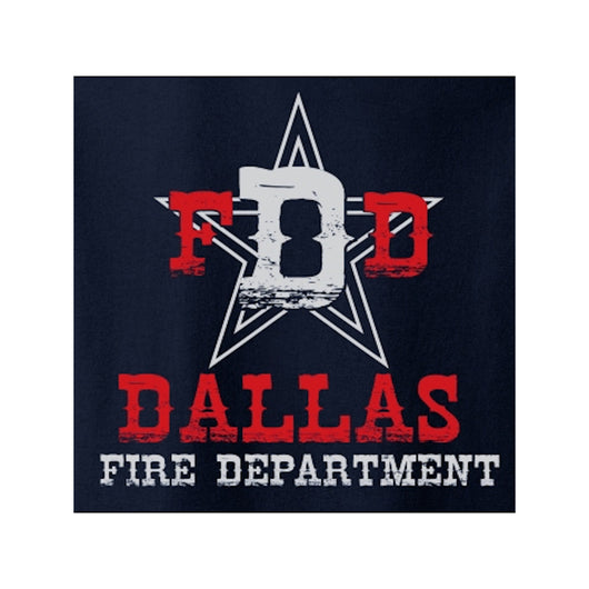 Dallas Fire Duty Tshirt