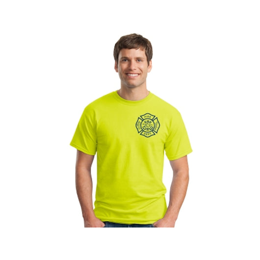 Safety Green FD Duty Tshirt