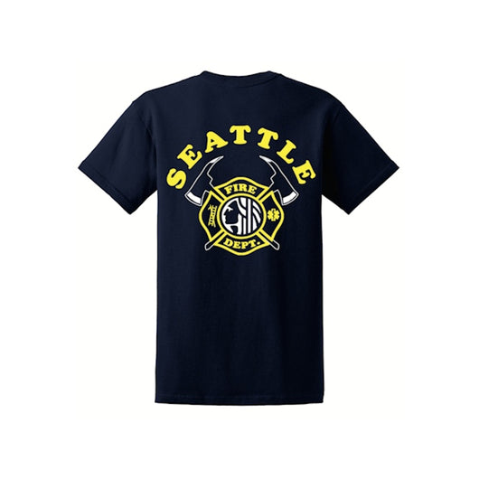 Seattle Fire Duty Tshirt