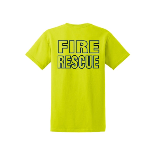 Safety Green Rescue Shirt
