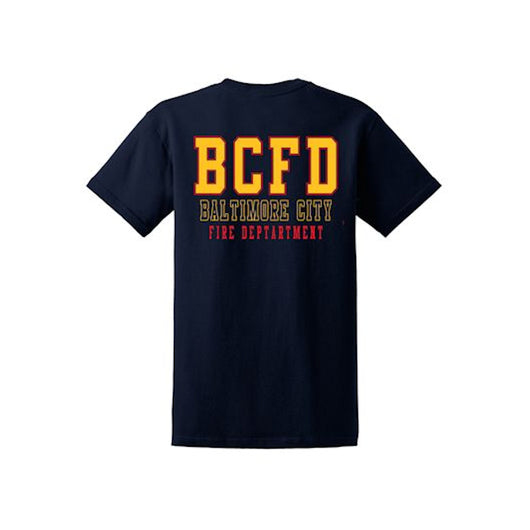 Baltimore Fire Duty T-shirt