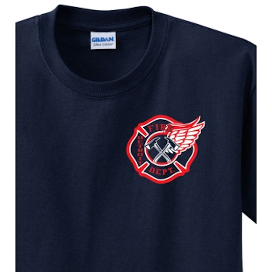Detroit Fire Dept T-shirt