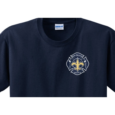 New Orleans Fire Dept Shirt Firefighter Gifts