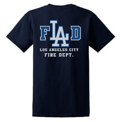 Los Angeles Fire Duty Tshirt