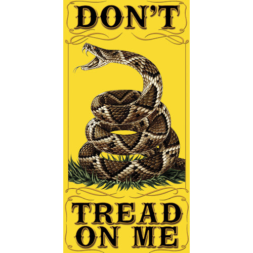 Dont Tread On Me Towel
