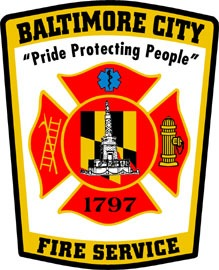 Baltimore City Decal