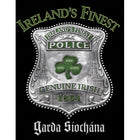 Long Sleeve Police Garda Siochana Apparel