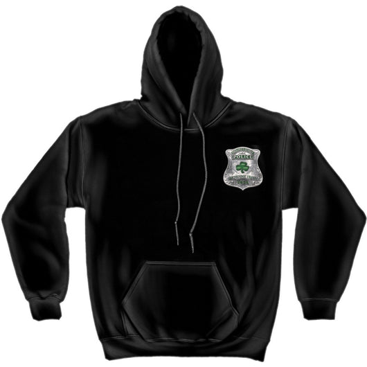 Irish Garda Siochana Police Hoody