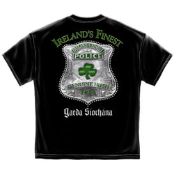 Police Garda Shochana T-shirt