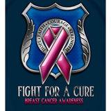Badge Fight For The Cure T Shirt