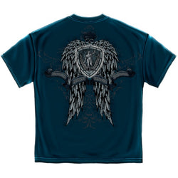 Winged Police Tee