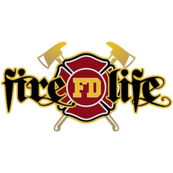 Fire Life Decal