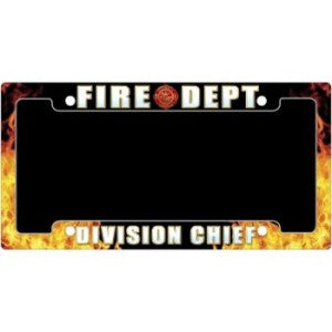 Division Chief Frame