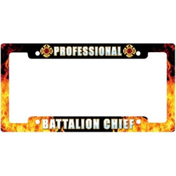 IAFF Battalion Chief Frame