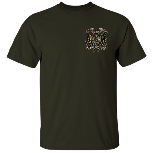 Fire Within -United We Stand Firefighter T-shirt