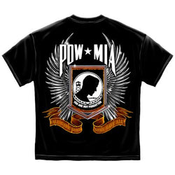 POW-MIA You Are Not Forgotten Tshirt