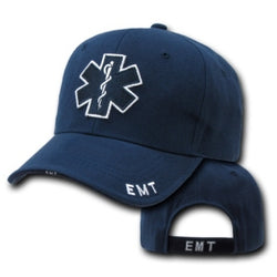 EMT Navy Star of Life Hat