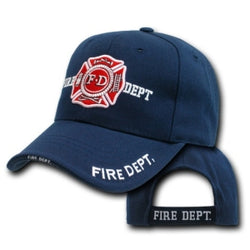 Fire Dept Maltese Hat