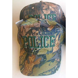 Police Camo Hat