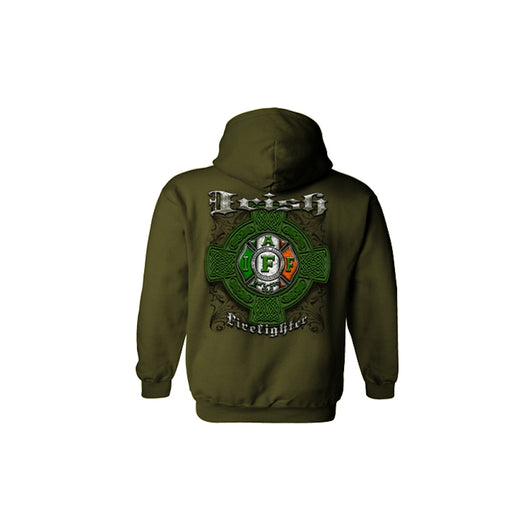 IAFF Irish Hoody