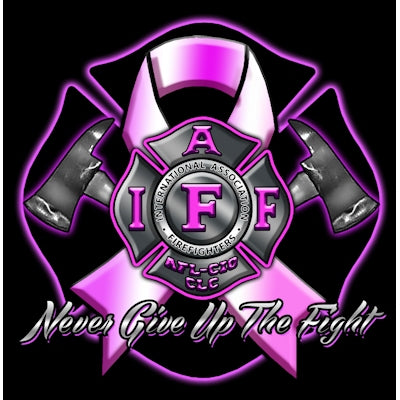 IAFF Never Give Up The Fight Hoody