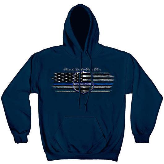 Honor The Lives Police Sweatshirt