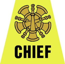 Chief Tetrahedron Decal