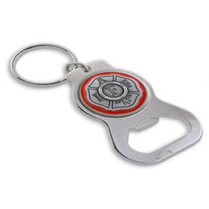 IAFF Maltese Bottle Opener Key Chain