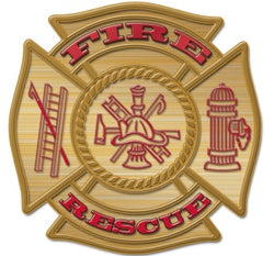 Gold Fire Rescue Maltese