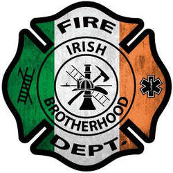 Irish Brotherhood Decal