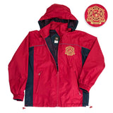 Firefighter Windbreaker Jacket