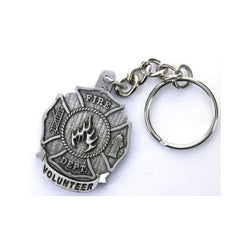 Volunteer Fire Dept Keychain