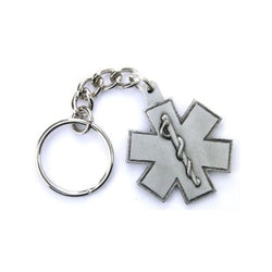 Star of Life Keychain