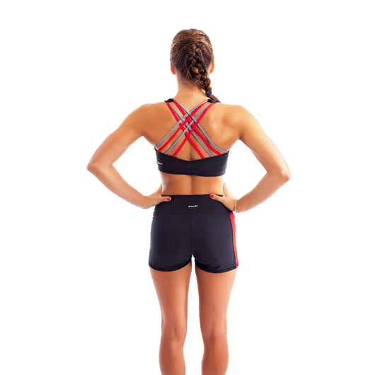 Womens Firefighter Performance Impact Sports Bra