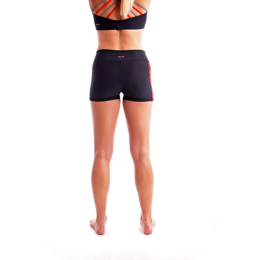 Womens Thin Red Line WOD Performance Shorts