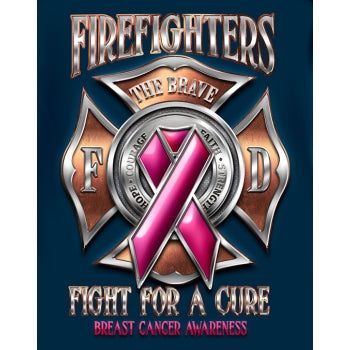 Long Sleeve Fight For The Cure Tshirt