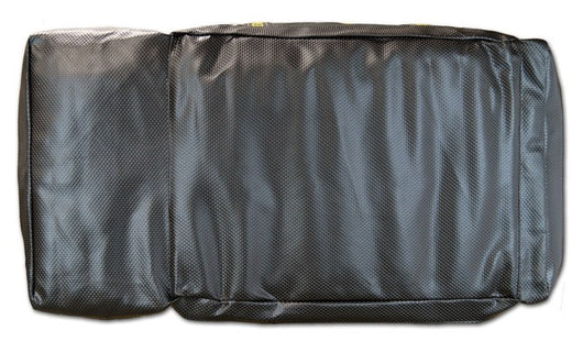 Black Deluxe 3XL Turnout Gear Bag