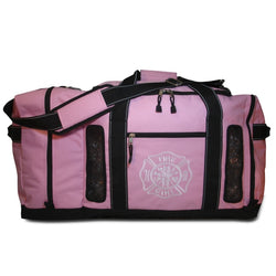 Pink Quad Vent Turnout Gear Bag