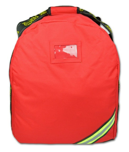 Red Compact Boot Style Turnout Gear Bag